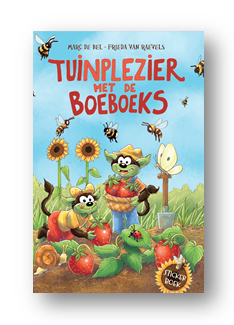 Boeboeks stickerboek