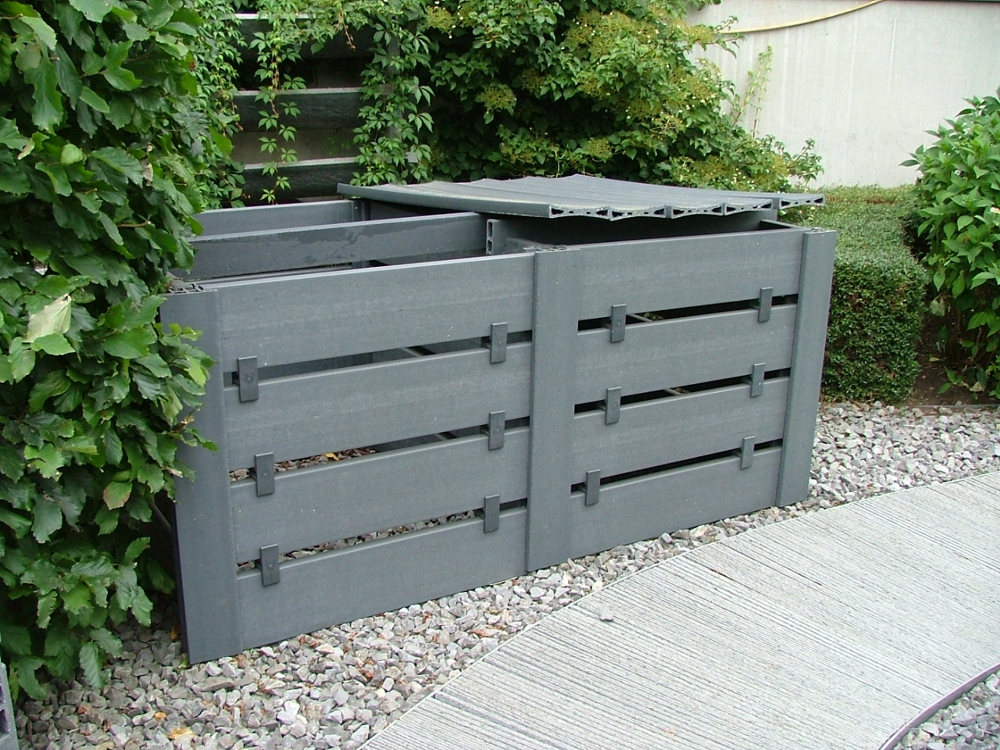 Composteren horta for Compost tuin