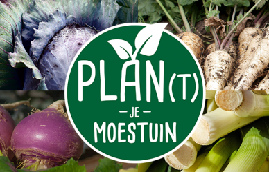 Plan(T) je moestuin in december