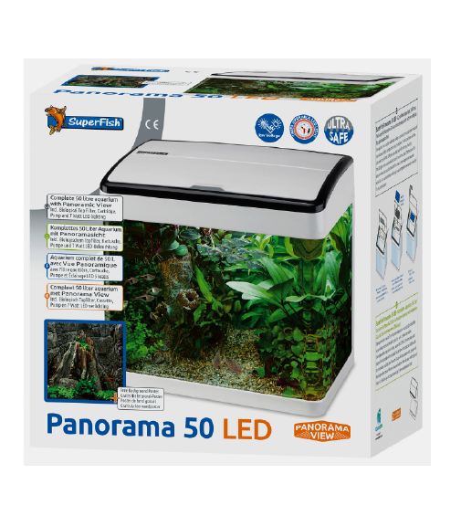Aquarium panorama 50 LED