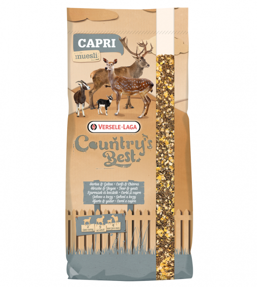 Country's Best Caprimash 3&4 Muesli