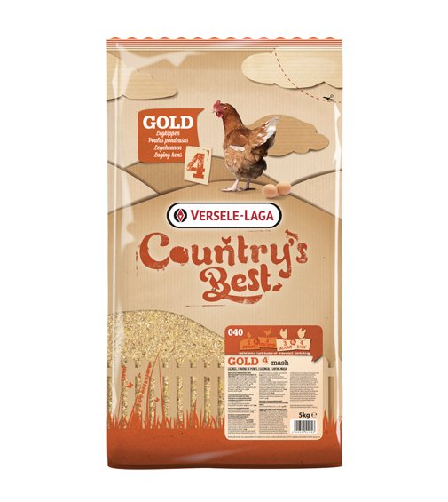 Country's Best - Gold mash