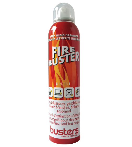 Fire buster