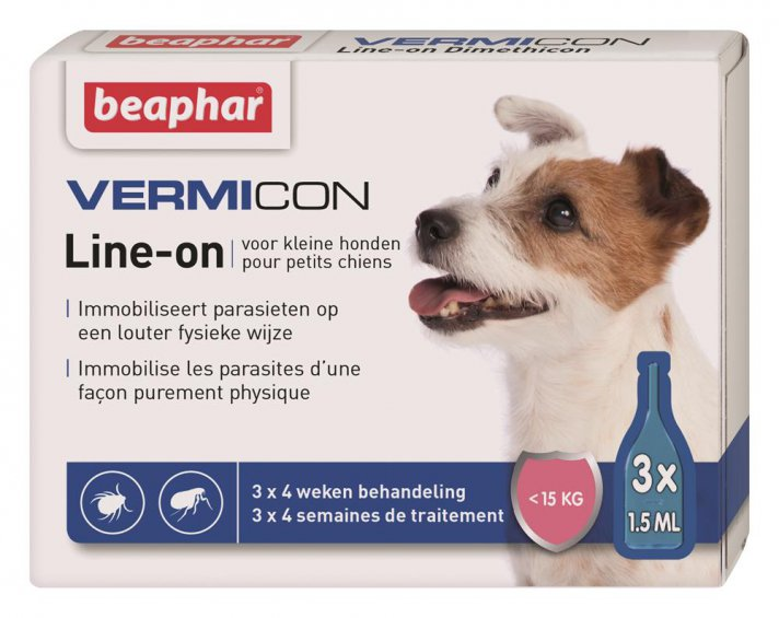 Beaphar Vermicon Line-on
