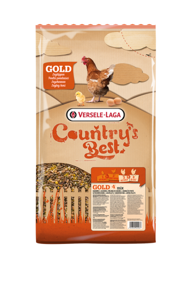 Country's Best Gold 4 Mix 5 kg