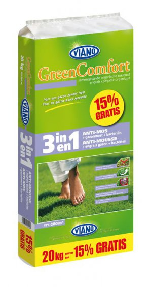 Viano Green Comfort 3 In 1