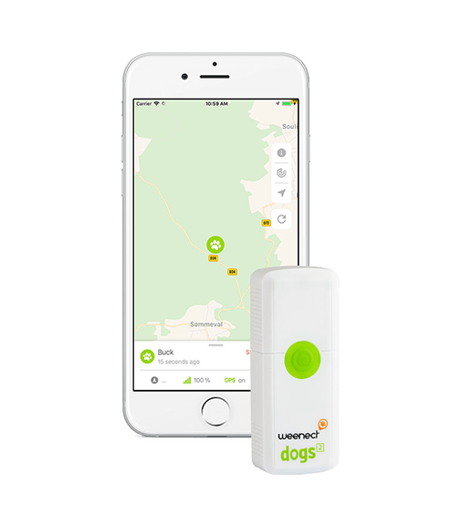 Weenect Dogs & Cats - GPS tracking