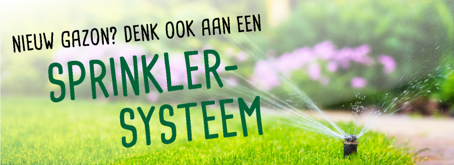 Sprinklersysteem