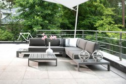 Loungeset Ocean In Slate Grey