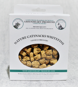 Greenheart Nature Cat Snacks White Fish