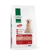Horta PURE - Medium Light - Chicken&Rice - 3kg