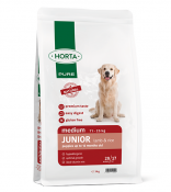 Horta Pure - Medium Junior - Lamb&Rice - 3kg
